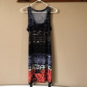 Limited belted tank dress